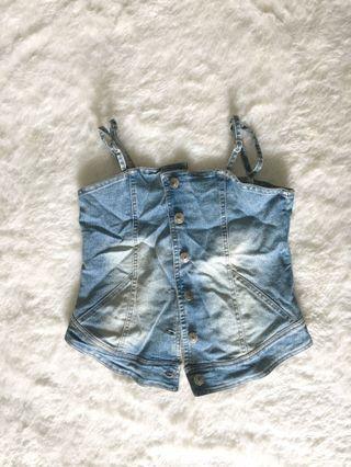 Jeans Tanktop