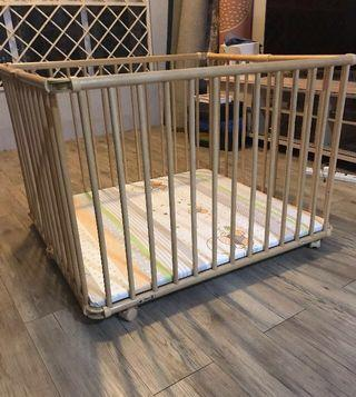 Play pen portable  Geuther Germany