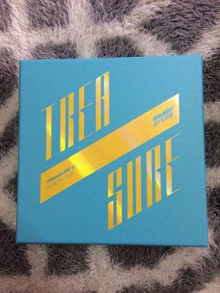 ATEEZ Treasure EP.3: One To All (Wave / Blue)