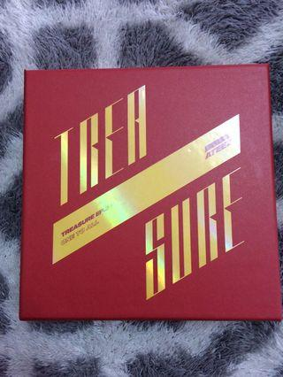 ATEEZ Treasure EP.3: One To All (Illusion / Red)