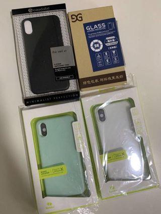Iphone X/XS Casing Bundle Deal