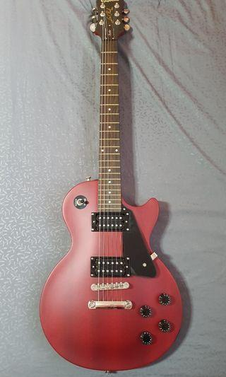 Epiphone Les Paul Studio Electric Guitar (Rose Wood Neck, Worn Cherry)