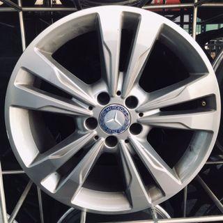 """Original 18"""" Mercedes OEM Rims"""