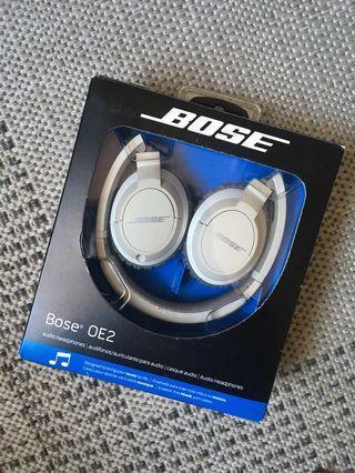 Bose OE2 white