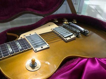 99 Gibson Lespaul Classic 1960