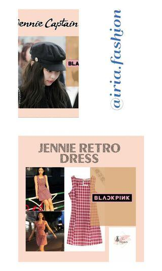 Jennie Blackpink - Set Wardrobe 1