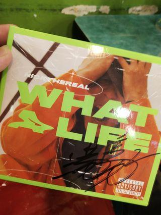 Nick the real 周湯豪 簽名CD 專輯