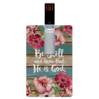 USB Card Thumbdrive Flashdrive Christian Gift
