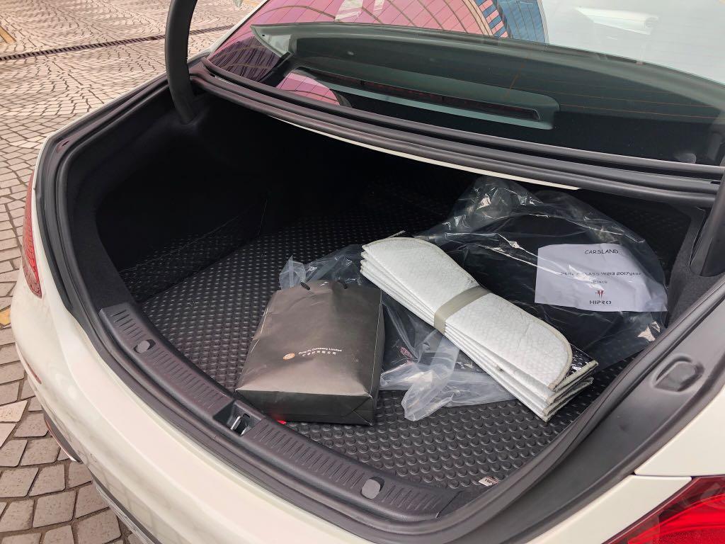 2017 MERCEDES-BENZ E200 AMG