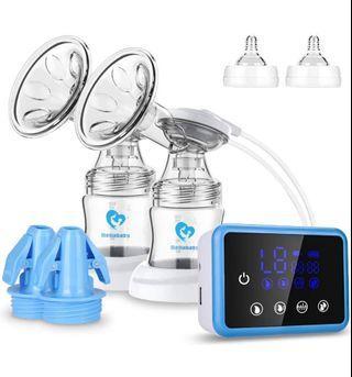 Bellababy Dual Suction Electric Breast Pump