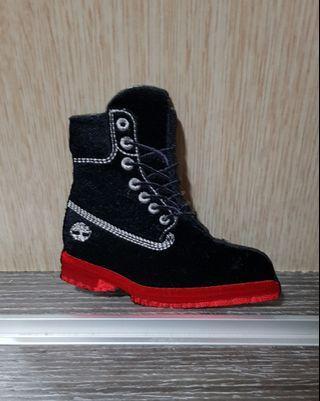 【全新】Timberland經典款靴子造型 胸針