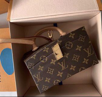 160th Anniversary Limited Edition Louis Vuitton Twisted Box