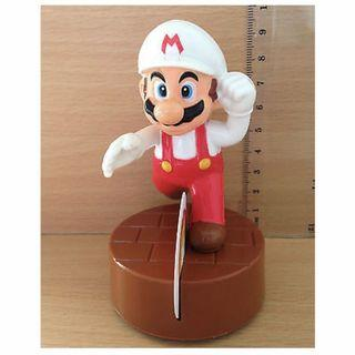 Super Mario Toy from Mcdonald's 2015 Collection