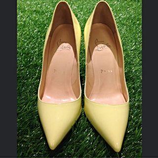 Christian Louboutin Pigalle 100 Heels