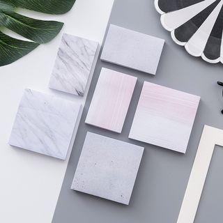 MARBLE POST-ITS