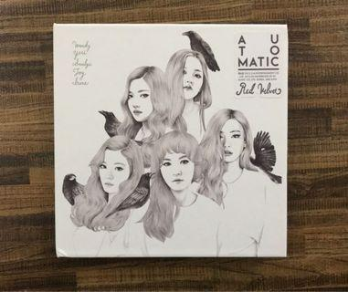 [WTS] Red Velvet 'Ice Cream Cake' Album {Automatic Version} [Unsealed]