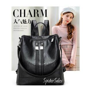 Ladies bag backpack bag  Handbag  Sling bag Korean Women bag Quality