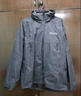 Authentic COLUMBIA Vertex Titanium Collection Jacket