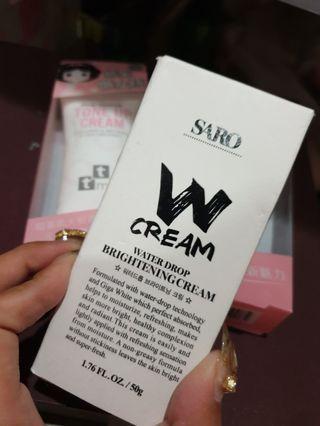 🚚 Brightening cream