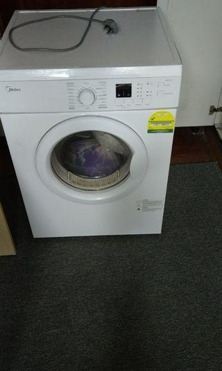 Dryer, bought this year