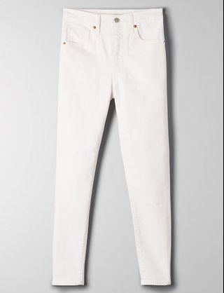 BNWT Levi's Nile high ankle supper skinny
