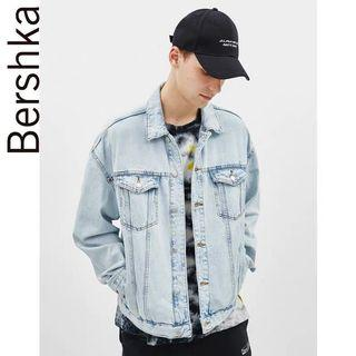 BN Bershka denim jacket