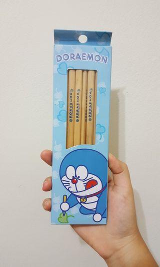 哆啦A夢木頭筆 鉛筆
