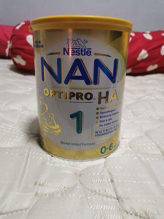 (1TinLeft)Nan Optipro Ha 1 (Letting Go Asap!!!!)