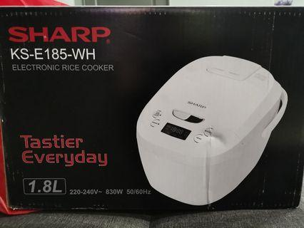 Sharp Rice cooker 1.8L