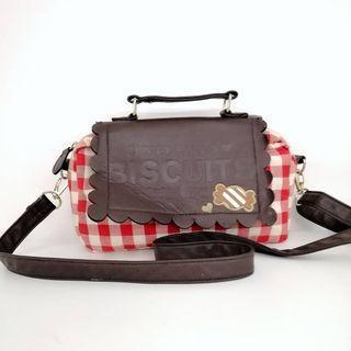 Lolita kawaii biscuit handbag