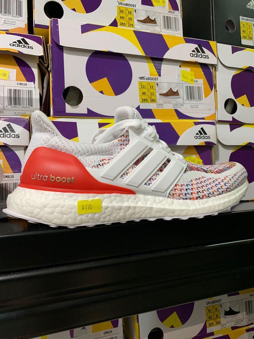 Adidas UltraBoost UK6,5 - $170