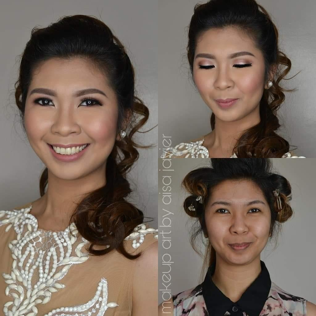 Airbrush Wedding Makeup Home Services