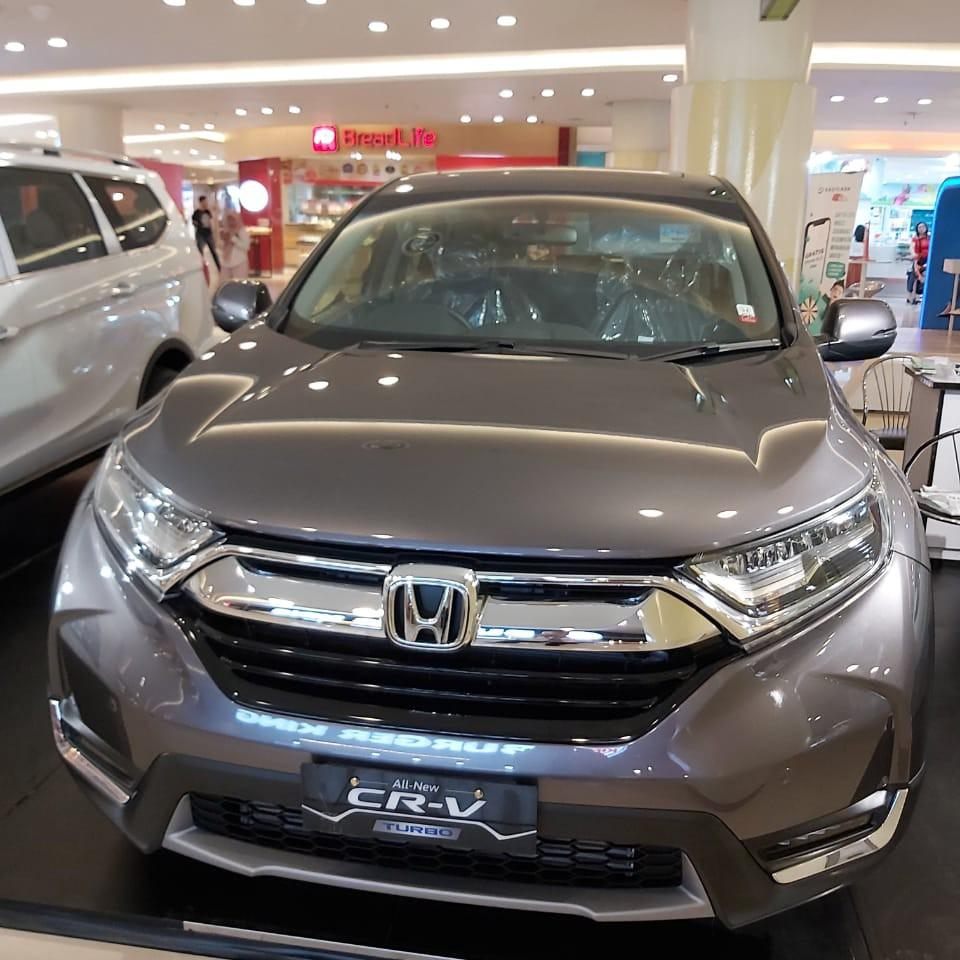 All New CRV 1.5 Turbo Prestige 2019, Promo Merdeka