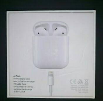 apple airpods 2 gen wireless charging case [ sealed and brand new
