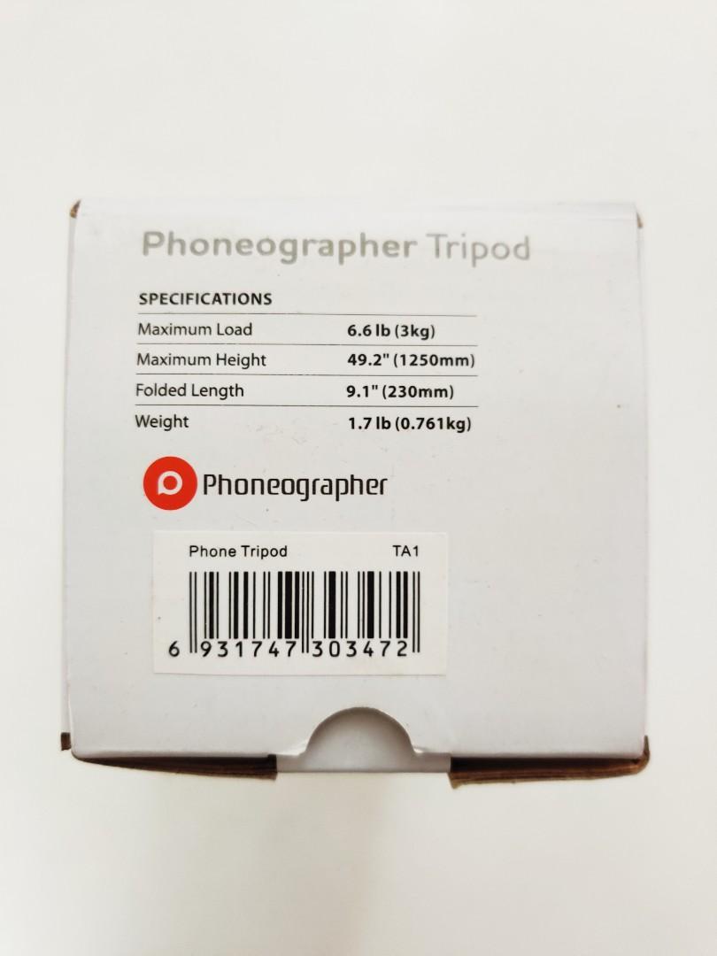 Benro Phoneographer TA1 超級輕巧相機腳架