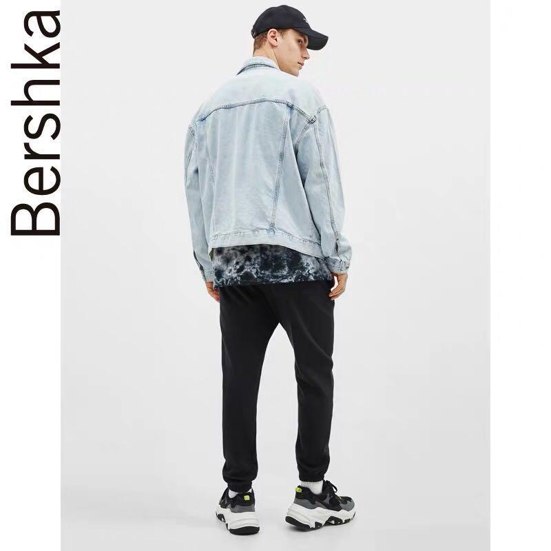 BN Bershka denim jacket