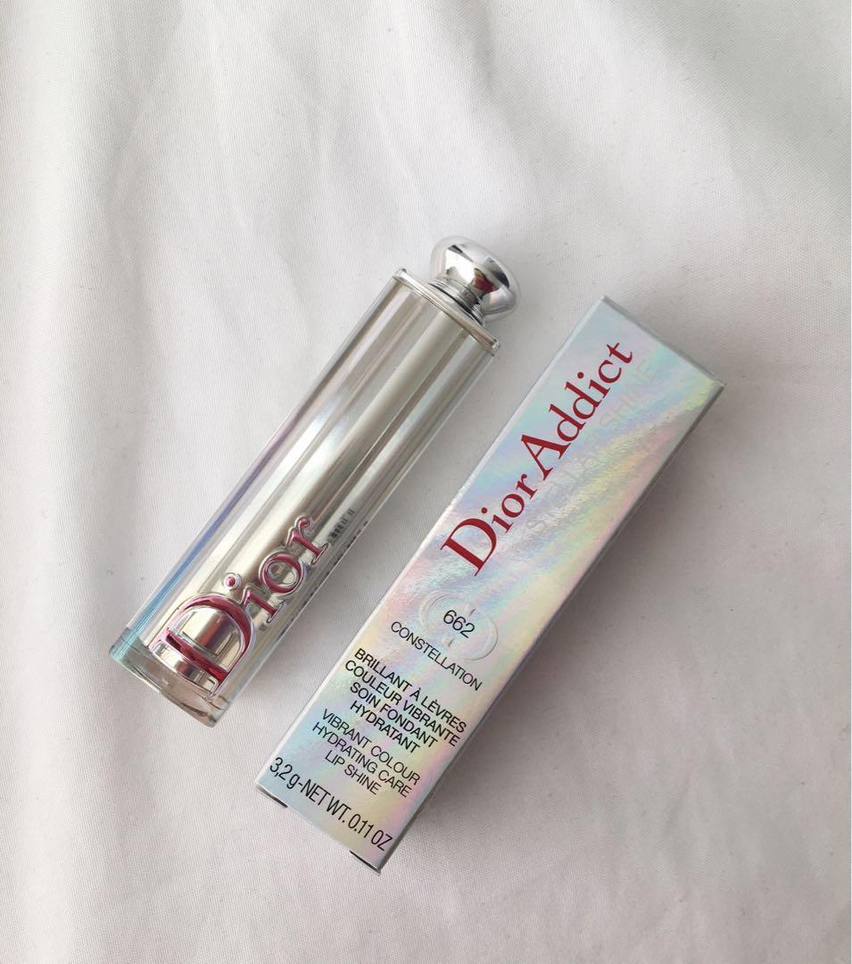 BNIB Dior Addict Stellar Shine Lipstick in Constellation