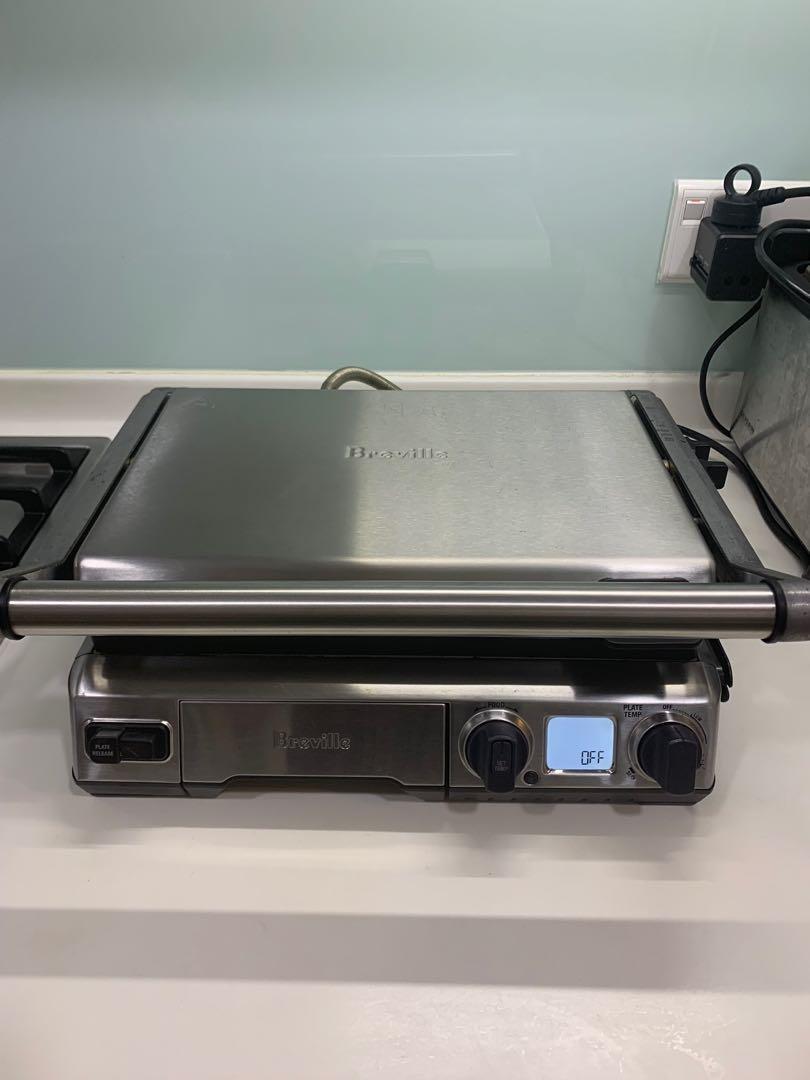Breville Smart Grill Pro BGR840