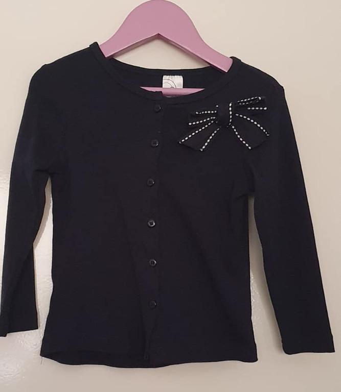 Bulk buy 5 items size 2 Target Milky B&L long sleeve tops leggings jeggings