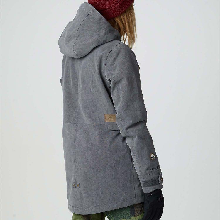 BURTON MYSTERY GORE-TEX SNOWBOARDING/SKI JACKET