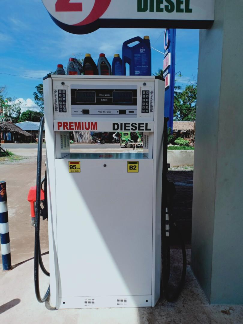 Business for sale gasoline station on Carousell