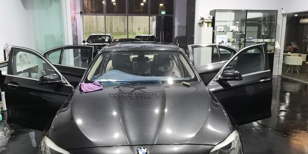 Car Solar tinting