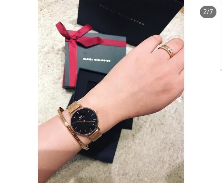 Daniel Wellington 女式手錶 28mm