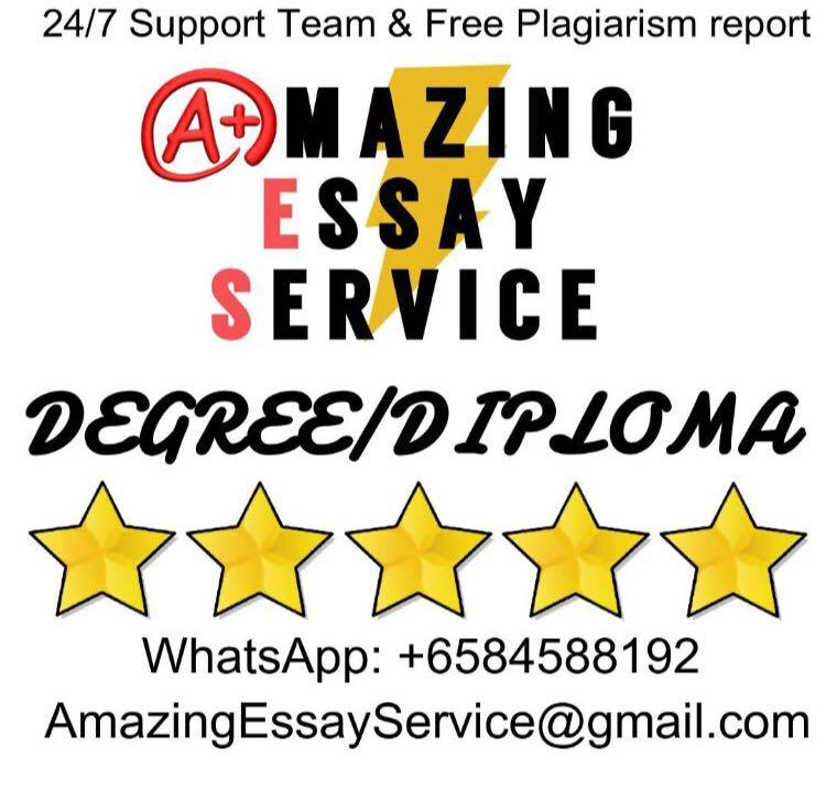 Degree Diploma Essay Assignment Creative Writers