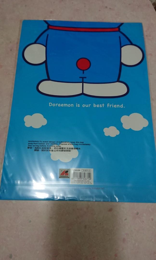 Doreamon A4 File