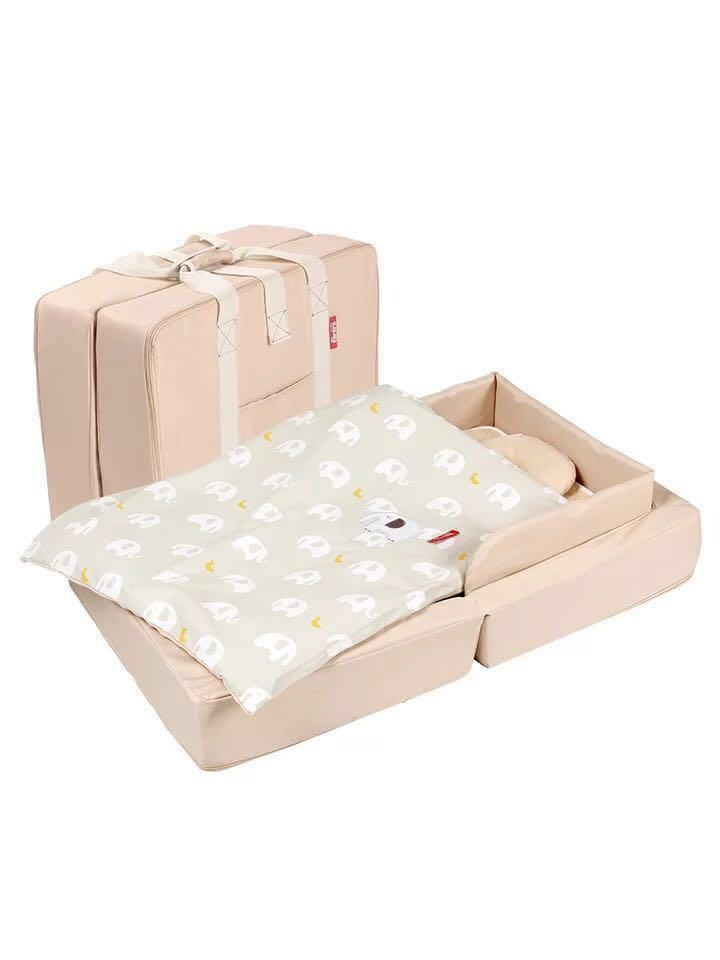 Faroro Japanese bed newborn sleeping basket travel portable