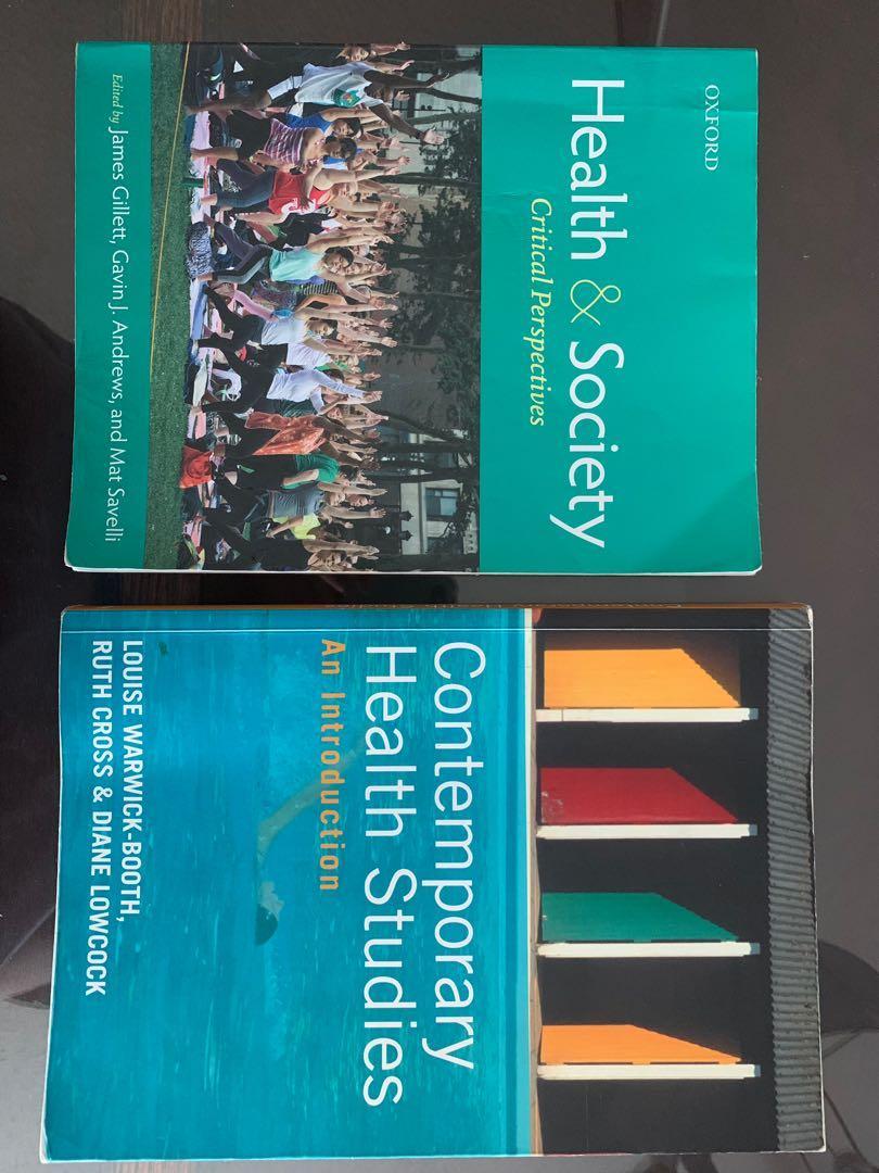 UOFT Health & Society / Contemporary Health Studies