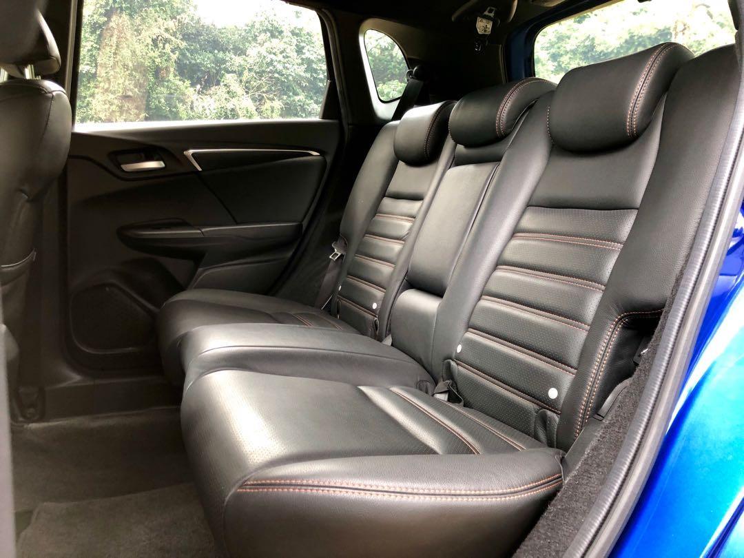 Honda Jazz Auto 1.5 RS Hatchback