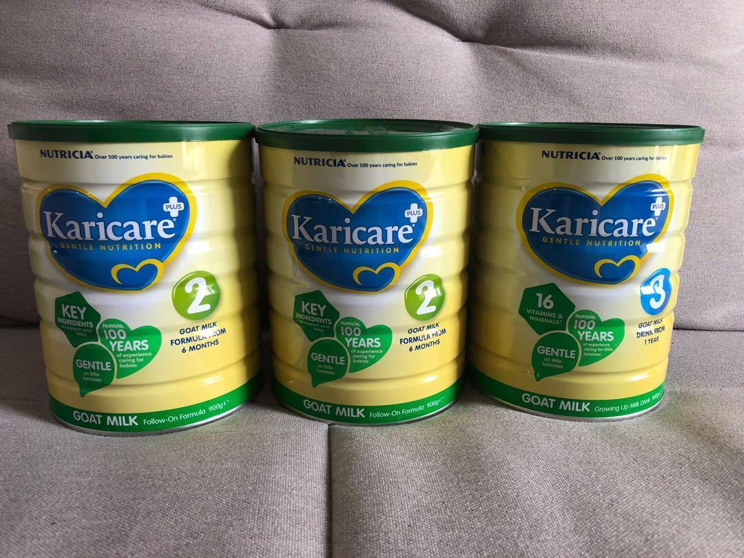 Karicare Goat Milk 2 & 3, Babies & Kids, Nursing & Feeding