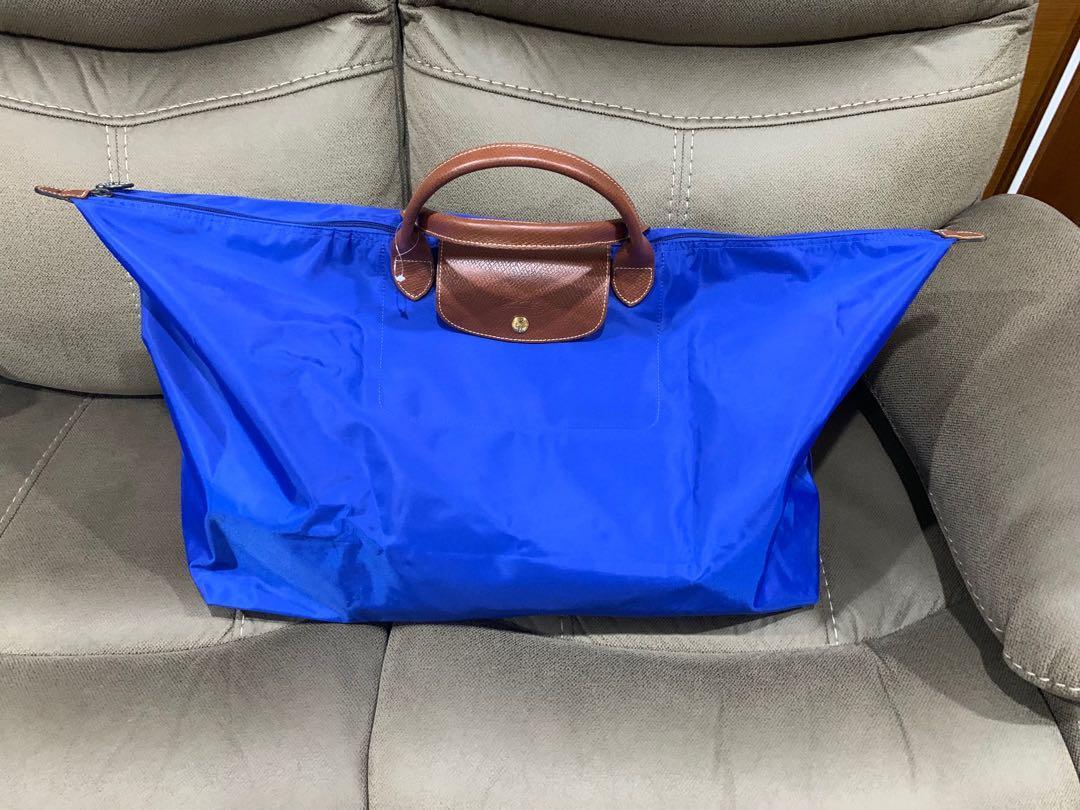 #LALAMOVECAROUSELL #HBDCAROUSELL  Longchamp Travel Bag XXL 💯 % Authentic